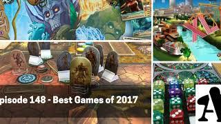BGA 148 - Best Games of 2017