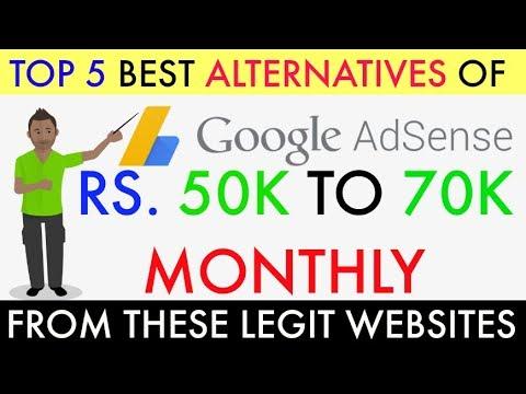 Adsense Alternative Ad Network Adsense Alternative Blogger