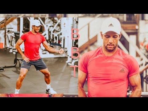 Fernando Verdasco Tennis Workout