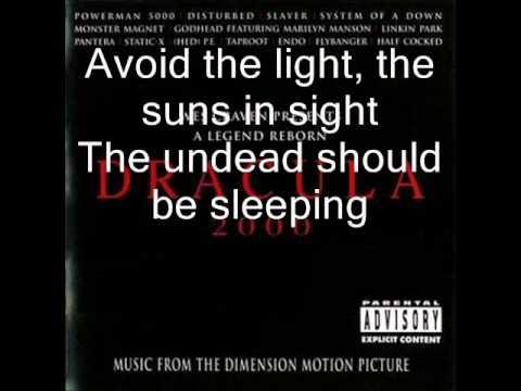 Pantera - Avoid the Light lyrics