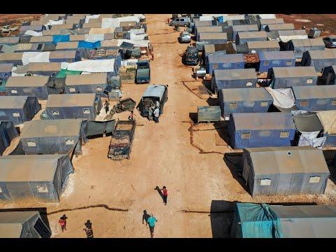 كوفيد 19 يصل إدلب السورية ومخاوف بشأن مخيمات النازحين  - 12:59-2020 / 7 / 10