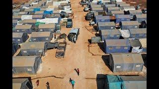 كوفيد 19 يصل إدلب السورية ومخاوف بشأن مخيمات النازحين