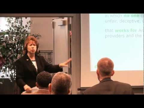 Finance Day 2012: Consumer Financial Protection Bureau (1 of 4)