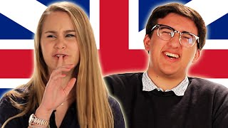 American Teens Try British Chocolates
