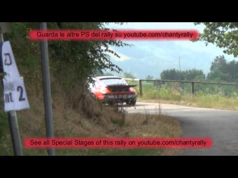 10° Rally Due Valli Historic 2015 PS 1 Roncà Curva Dx VIDEO SI