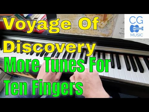 a-voyage-of-discovery---more-tunes-for-ten-fingers