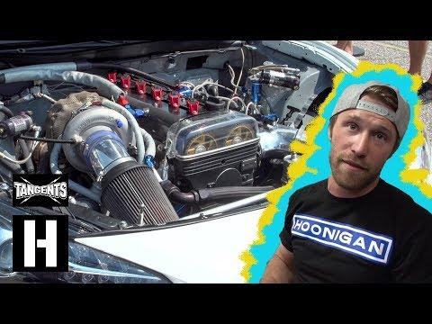 Ken Gushi's 1000hp Toyota 86 - Crew View FD Atlanta - Drawing w/ Jon