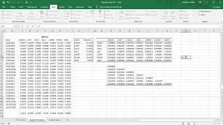 Asset Allocation part 1
