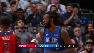 1st Quarter, One Box Video: Dallas Mavericks vs. Washington Wizards