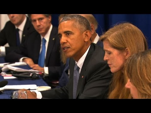 Obama: Liberation of Iraq's Mosul could come quickly