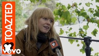 Lucy Rose - Toazted interview 2015