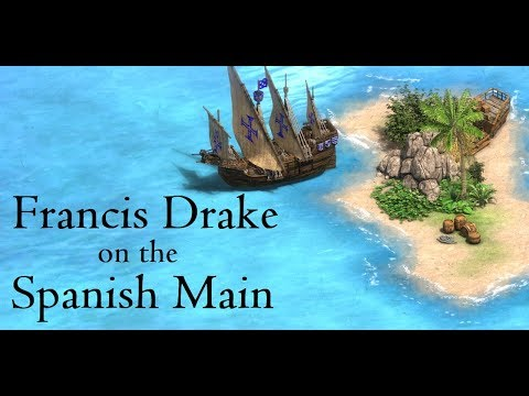 Francis Drake On The Spanish Main [HARD] Age Of Empires II: Definitive Edition