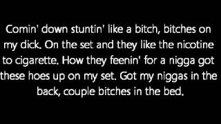 ASAP Rocky - Bass (Lyrics)