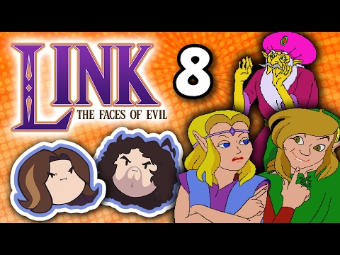 Link The Faces of Evil Outstanding Reviews - PART 8 - Game Grumps