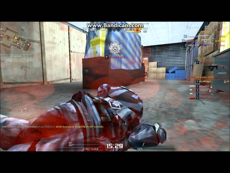 Download AVA SG556 Gameplay-Bandicam Test