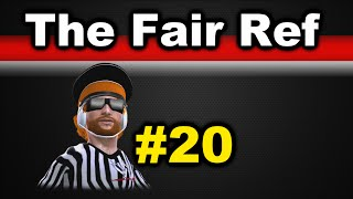 "WWE 2K14: The Fair Ref ep. 20 ""Dadonov vs BIG RED"""