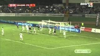 OTP Bank Liga - Haladás-Ferencvárosi TC 2-1, 2012.03.25.