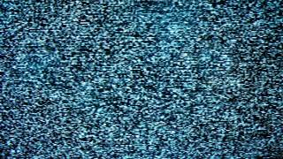Tv turn on static turn off SOUND EFFECTS