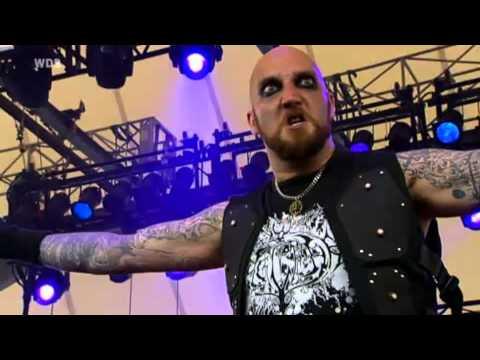 Naglfar  Rock Hard Festival 2013