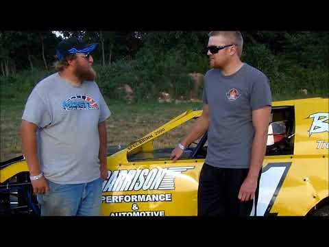 Monett Motor Speedway Driver Spotlight, Levi Phillips #11 B-Mod