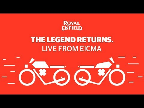Royal Enfield - The Legend Returns