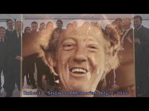 Robert C Stigwood Memorial July 9, 2016