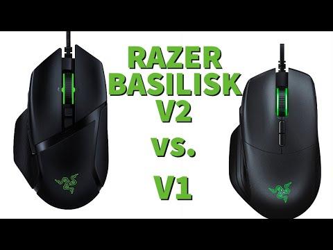 Razer Basilisk V2 vs Basilisk 1: What's New