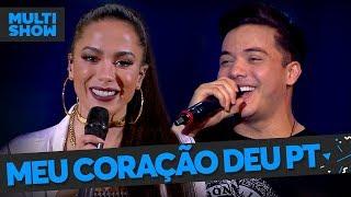 Baixar Meu Coração Deu PT | Anitta + Wesley Safadão | Música Boa Ao Vivo | Música Multishow