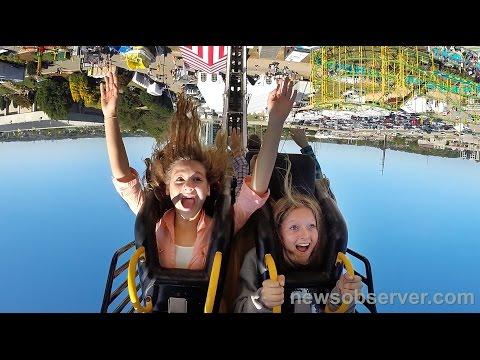 N.C. State Fair rides