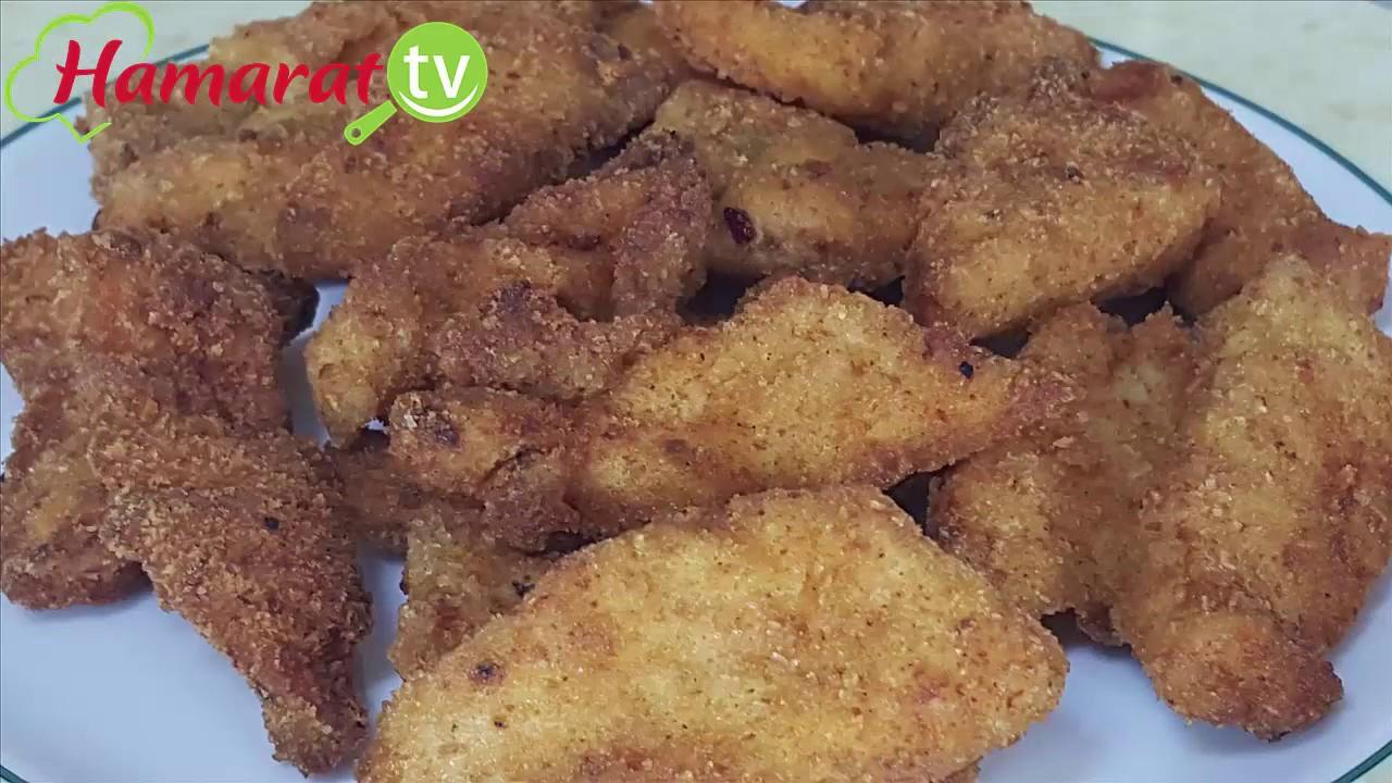Galeta Unlu Tavuk Videosu