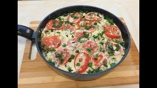 Обед Фермера-быстро,сытно и вкусно!