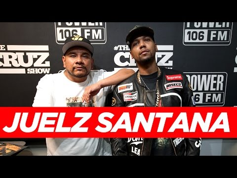 Juelz Santana On Dipset's Impact On The Culture + How Hip Hop Is Safer These Days
