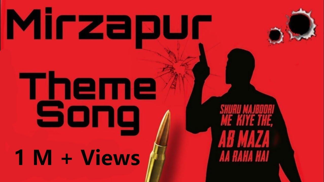 Download Mirzapur Theme Song | Mirzapur 2 | Extended | BGM | Ringtone | Status