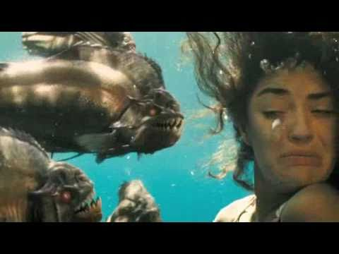 Piranha 3D is listed (or ranked) 50 on the list The Best Teen Slasher Movies