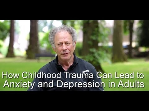 How  Childhood Trauma Can Lead to Anxiety and Depression In Adults