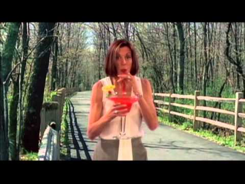 Wendie Malick aka Victoria Chase in Mrs. Lady Pants Ad  Hot In Cleveland