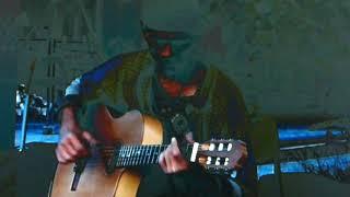 GUITARE Nothing else matters (Metallica) - Renaissance /Baroque style Raimond Grinbergs court exrait