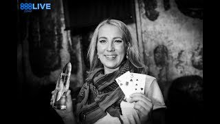 888poker Live in Bucharest Ladies Event Champion!