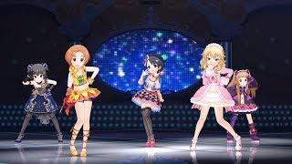 デレステ/CGSS - Yes! Party Time!! ( 데레스테 - 예스! 파티 타임!! ) L.M.B.G ver. MV
