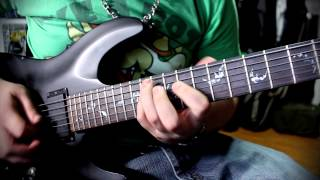 Inside the Castle Walls Super Mario 64 Guitar Cover