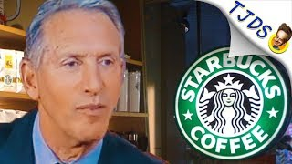 Starbucks Billionaire: You Can't Have Healthcare Or College