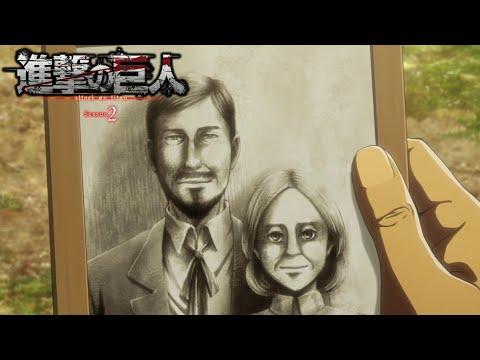 進擊的巨人 第二季 35集 「孩子們」| 東方小吉 - YouTube
