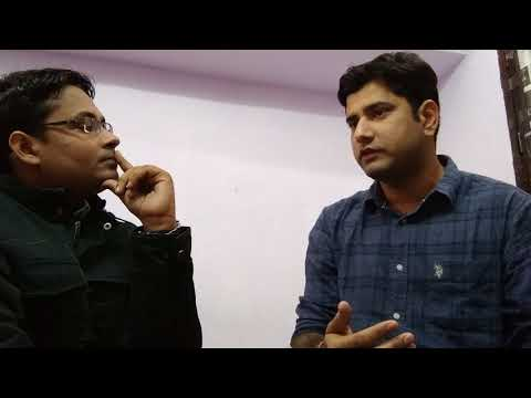 Interview With Arvind Singh Shekhawat Excise Inspector With Ramavtar Nagar For SSC Cgle Exam