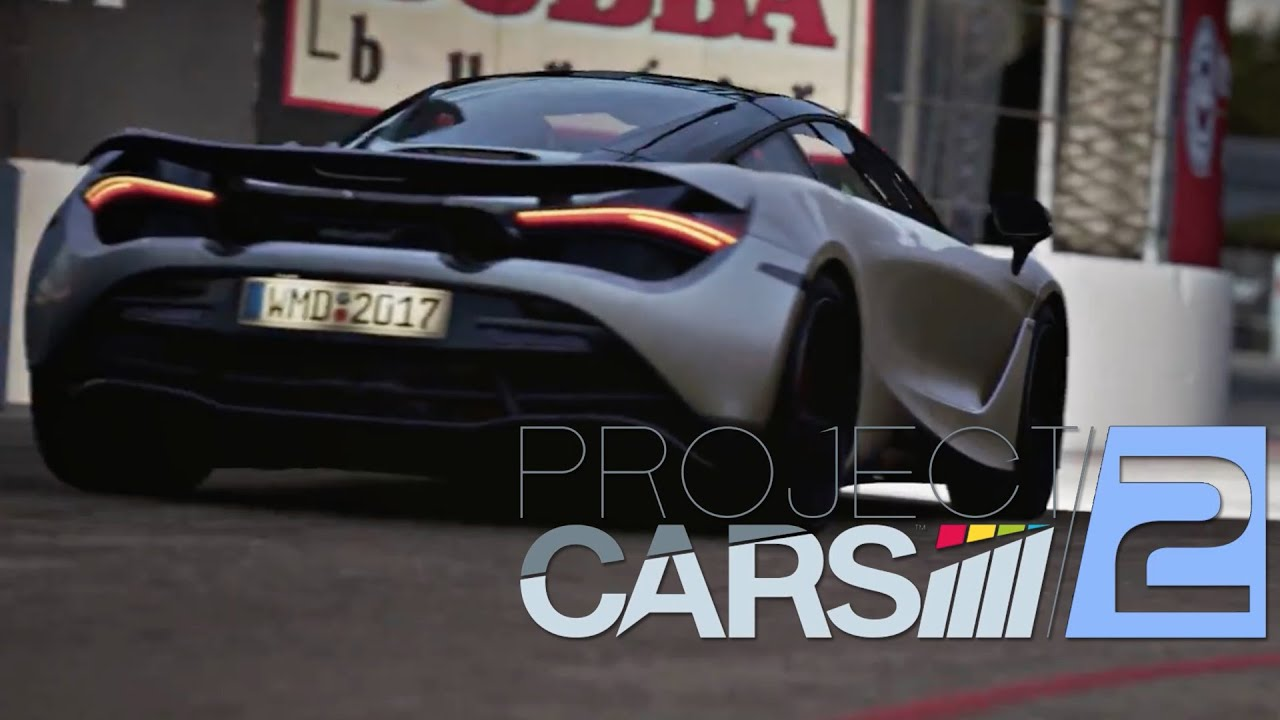 project cars 2 official mclaren gameplay trailer youtube. Black Bedroom Furniture Sets. Home Design Ideas