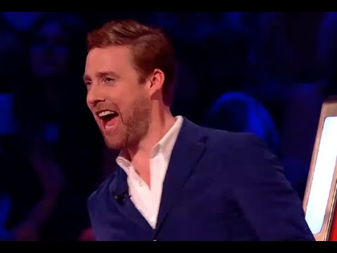 Stevie McCrorie - Bleeding Love - Week 2 - The Voice UK 2015