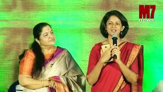 Dr. K Vasuki IAS(Trivandrum Collector) inspirational speech @ Nishagandhi collection point