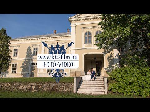 Degenfeld-Schomburg kastély, Téglás Anita és Roland FOTÓZÁS/KISSFILM.HU