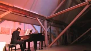 Jan Kapr: Testimony for piano solo and lights (Svědectví pro klavír a světelnou režii)