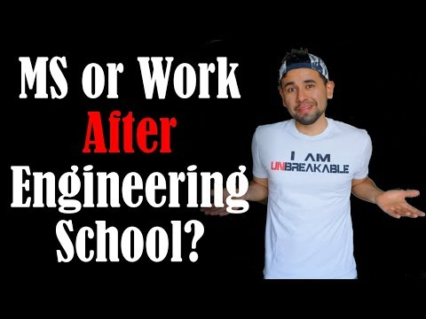Should You Get a Master's Degree? (For Mechanical Engineers)