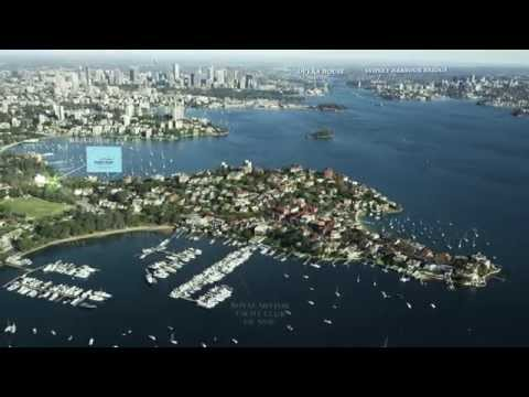 One Point Piper, Sydney Harbour, NSW - For Sale